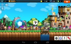 / Game Ui, Pixel Art, A Team, Videogames, Video Games, Video Game