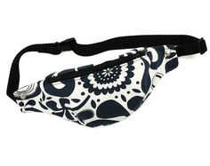 Fanny pack pattern festival bag belt bag bike bag by ArdenteDesign