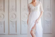 Image result for linda bareham british milf super for Garter under wedding dress