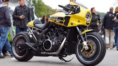 Yamaha VMAX « The V-Speed » par Liberty Yam – Photos Moto Journal