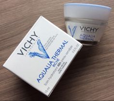 Glossybox Review – January 2014   Vichy Aqualia Thermal Rich Cream  - .5 oz Value $9