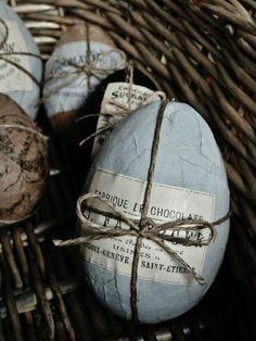 - Packaging - Easter - Egg - Luxury - Organic - Eco - Paper