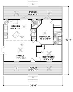 House Plan No.276090 House Plans by WestHomePlanners.com