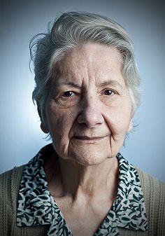 Elderly portrait by Levy Carneiro Jr, via Flickr