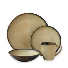32 Piece Dinnerware Set Coordinate with the poppys
