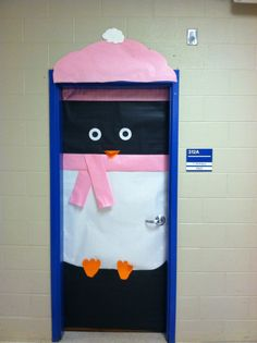 School door decoration