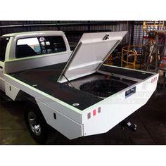 Steel Ute Tray To Suit Hilux Landcruiser Colorado Navara