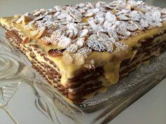 Receita Sobremesa : Bolo de bolacha sublime de SofiaNeto