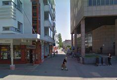 Maljalahdenkatu near the City Hall. Pedestrian, Finland, Street View, Graphic Design, Country, City, Places, Travel, Viajes