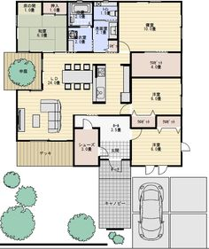 House Layouts, Exterior Design, Facade, Building A House, House Plans, Floor Plans, How To Plan, Architecture, Interior