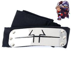 DZ773 Hot Sale NARUTO Ninja Headband Head Band bandana Cosplay Orochimaru