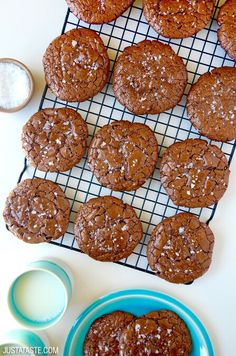 Flourless Chocolate Cookies Really nice recipes. Every #hashtag