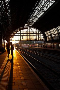 Last Train before Goodbye
