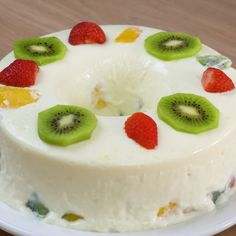Easy Desserts, Delicious Desserts, Dessert Recipes, Mexican Food Recipes, Ethnic Recipes, Diy Food, Panna Cotta, Sweet Treats, Cheesecake