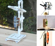 I think I've seen almost all of the Dremel Drill Presses here on Instructables and I'm pretty sure I chose the best ones for this collection.If you've made a Dremel Drill Press, and think it is good enough to be added feel free to send me a message with the link to your Instructable :)