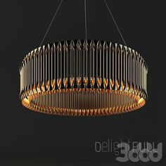 3d модели: Люстры - DELIGHTFULL MATHENY | SUSPENSION Light