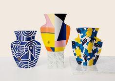 OCTAEVO Waterproof Paper Vases