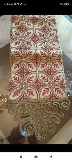 Hgtv, Bohemian Rug, Cross Stitch, Fabrics, Rugs, Lace, Decor, Tejidos, Farmhouse Rugs