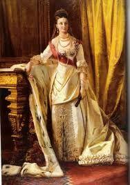 louise queen of denmark - mother of Tsaritsa Marie (born Dagmar) and Queen Alexandra.