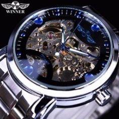 Winner Blue Ocean Fashion Casual Designer Stainless Steel Men Skeleton Watch http://ift.tt/2u5LG0j  #watches #watchesmen #watch #menwatches #watchesonline #onlinewatches #wristwatches #gentswatch #myinstagram