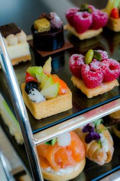 Experience a new level of appreciation for the finer things in life this season, and enjoy a contemporary European take on a classic British institution with afternoon tea served three ways at the #Armani / Lounge.