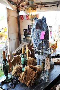 Whatever your heart desires, you'll find it in the fields #RoundTop #Antiques #Texas