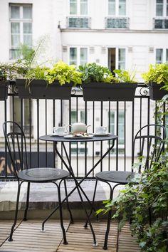 Лаконичный и стильный отель Panache в Париже | Пуфик - блог о дизайне интерьера