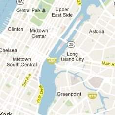 Made In New York Digital Map