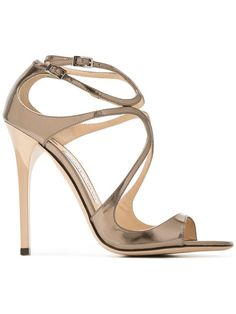 8ad9a6e1c7e9  jimmychoo  shoes  sandals Leather High Heels
