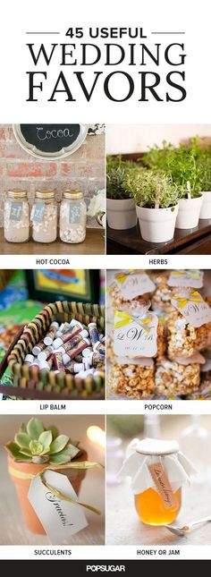 Wedding favor ideas + inspiration to help you ditch the favors guests will toss and give them something unique that they'll want to keep! Cute favor ideas, sustainable wedding favors, food favors, DIY wedding favors and other favors that guests will love! Wedding Favors For Guests, Unique Wedding Favors, Unique Weddings, Rustic Wedding, Wedding Decorations, Wedding Guest Gifts, Wedding Souvenir, Wedding Favours Candy, Nautical Wedding