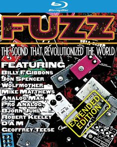 FUZZ THE SOUND THAT REVOLUTIONIZED THE WORLD BLU-RAY (BRINK VISION)