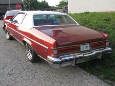 1978 Buick Electra Limited coupe.