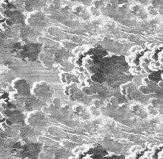 Nuvole (265cm X 270cm) 82/22034 - Fornasetti Murals - Cole & Son
