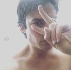 Ian Somerhalder l Damon Salvatore l The Vampire Diaries Vampire Diaries Seasons, Vampire Diaries Cast, Vampire Diaries The Originals, Damon Salvatore, Ian Somerhalder, Most Beautiful Man, Gorgeous Men, Beautiful Celebrities, Beautiful Things