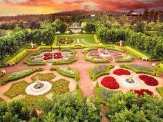 jardins, flores