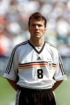 Lothar Matthaus, Germany Fotografía de noticias - Getty Images Football Kits, Football Players, Soccer Pictures, Soccer Pics, Sport Icon, Soccer Stars, European Football, Best Player, Fifa World Cup