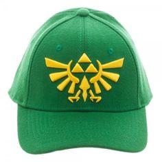 34277a202a1 Nintendo Legend of Zelda Green Flex Cap Hat Legend Of Zelda Breath