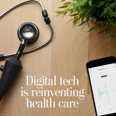 Eko's stethoscope shows the potential of digital technology to reinvent health care