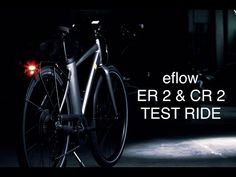 eflow ER 2 & CR 2 2015 TEST RIDE Youtube, Youtubers, Youtube Movies