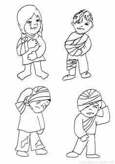Kızılay Preschool Kizilay week coloring page and injured people kids Kizilay week pattern, Kizilay week art events, Kizilay week activity plan workshe. Letterpress Save The Dates, Singular And Plural, Arrow Art, Anime Sketch, Anime Guys, Anime Male, Drawing, Anime Couples, Art Sketches