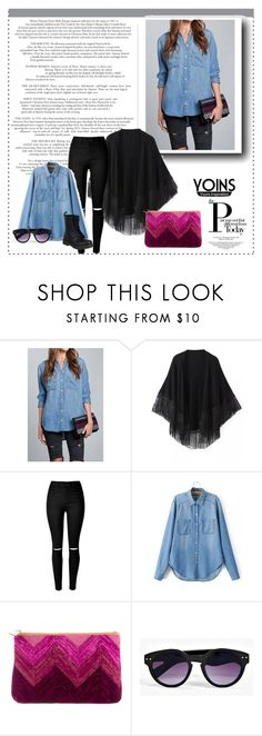 """""""YOINS Inspired Set"""" by courtney-sait ❤ liked on Polyvore featuring Relaxfeel, Missoni, Boohoo and Dr. Martens"""