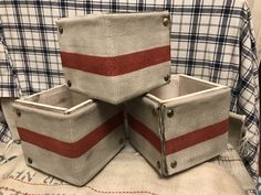 Multi use box wrapped in thin red line firefighter fire hose Fire Hose Projects, Fire Hose Crafts, Firefighter Bedroom, Firefighter Home Decor, Hose Box, Fire Department, Fire Dept, Fire Equipment, Fundraising Ideas