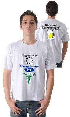 Camiseta - Botecologia por apenas R$49.90