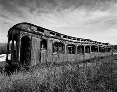 Slow Train To Nowhere - Northern Pacific #Idaho So exactly how in the heck does a luxury, all wood, 100 plus year old, Northern Pacific car 1031, made by the famous Barney and Smith Co, (and supposedly used by President Warren Harding on vacations to Yellowstone Park) come to be in a field--far away from train tracks---between Horsebend and Banks, Idaho? | Visitidaho.org