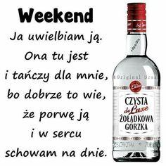 Weekend Humor, Memes, Vodka Bottle, Haha, Funny, Smile, Jokes, Alcohol, Meme