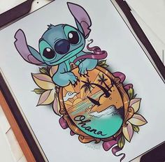 drawings disney Painting body art weird 29 New ideas Painting body art weird 29 New ideas Cute Stitch, Lilo And Stitch, Cute Disney Drawings, Cute Drawings, Disney Kunst, Disney Art, Desenho New School, Stitch Tattoo, Stitch Drawing