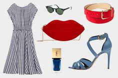 Outfit of the Week: A Summer Picnic Outfit With a Rocker Edge - The Cut