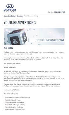 #Youtube #Advertising