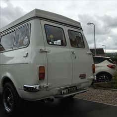 a9e5df09cc8f The Bedford CF camper van I just sold