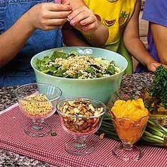 Mandarin Salad Oriental Recipe   MyRecipes.com
